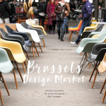 Design Vintage, ne manquez pas le Brussels Design Market ce weekend !